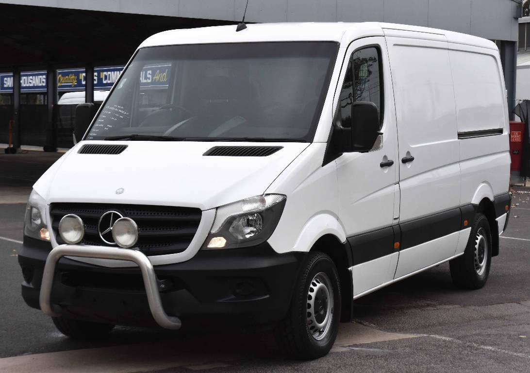 2014 Mercedes-Benz SPRINTER NCV3 MY14 316CDI LOW ROOF MWB 7G-TRONIC