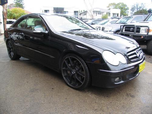 2007 Mercedes-Benz CLK350 C209 07 UPGRADE ELEGANCE