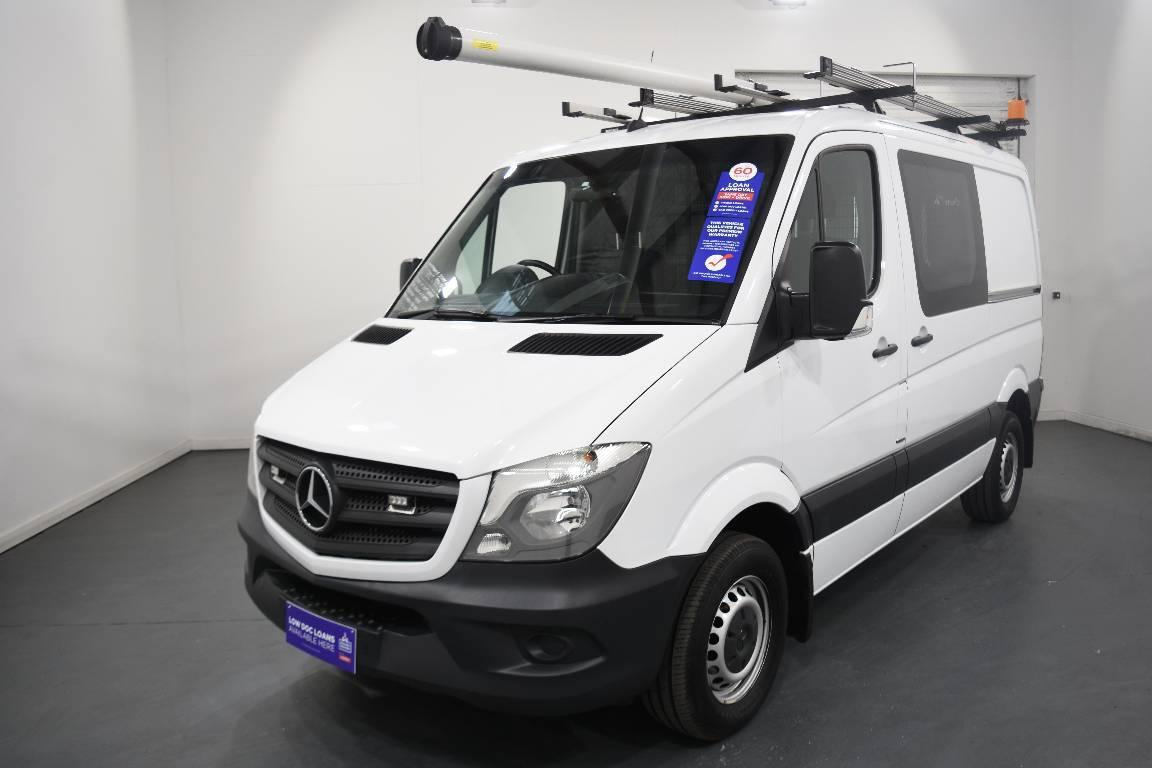 2016 Mercedes-Benz SPRINTER NCV3 313CDI Low Roof MWB 7G-TRONIC