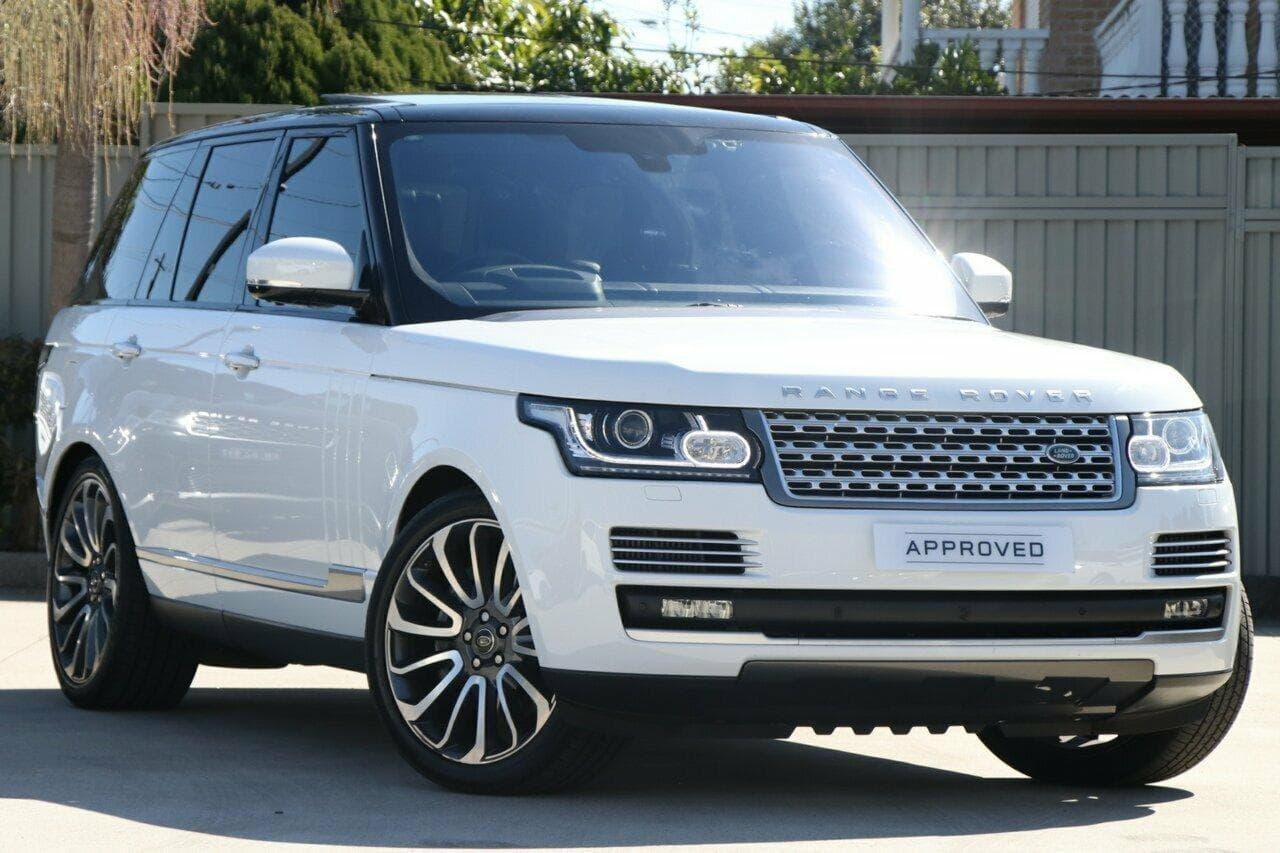 2015 Land Rover Range Rover L405 SDV8 Autobiography