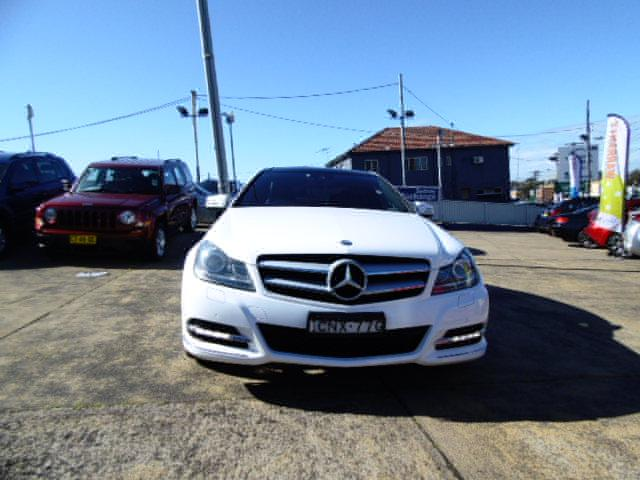 2013 Mercedes-Benz C250 W204 MY13 BE