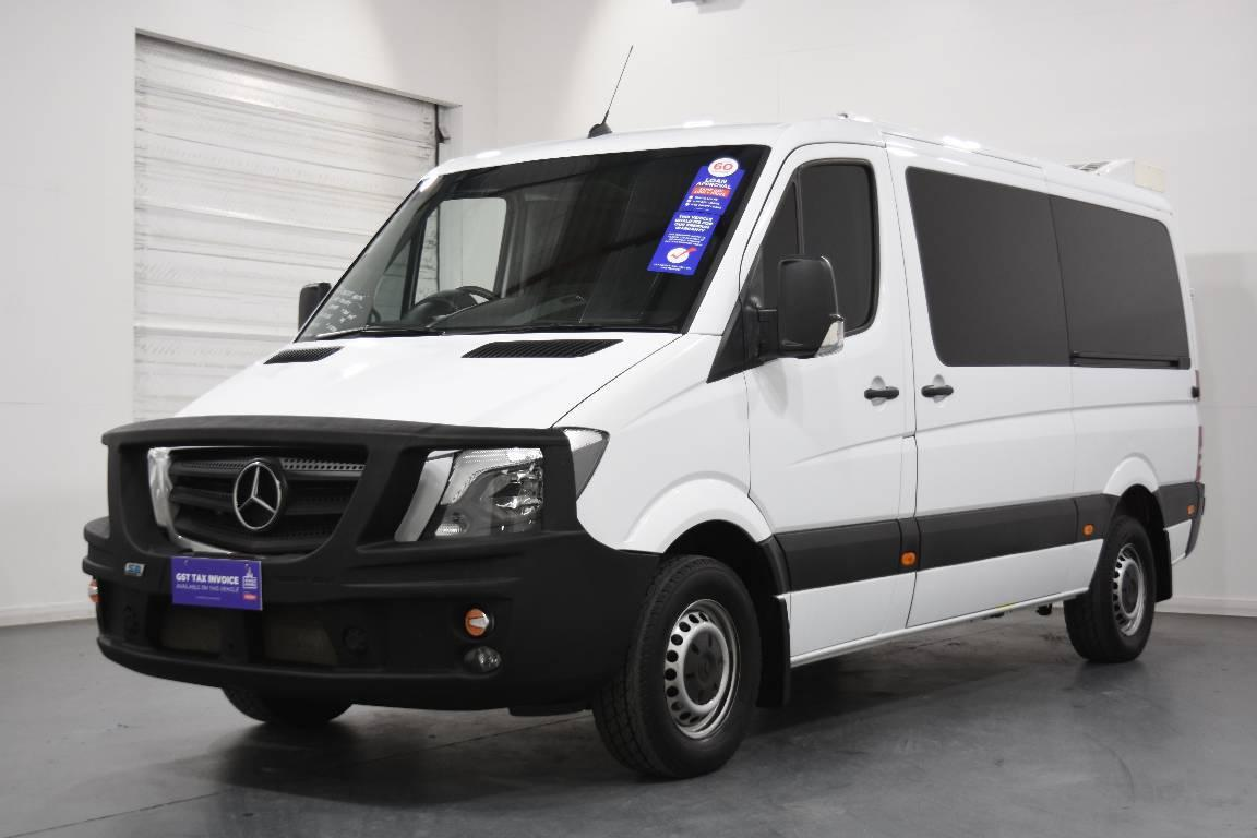2015 Mercedes-Benz SPRINTER NCV3 319CDI LOW ROOF MWB 7G-TRONIC