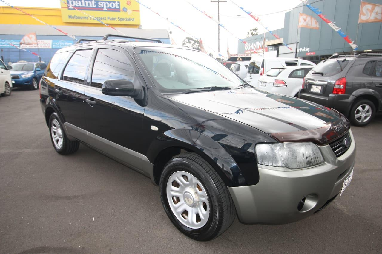 2004 Ford TERRITORY SX TX