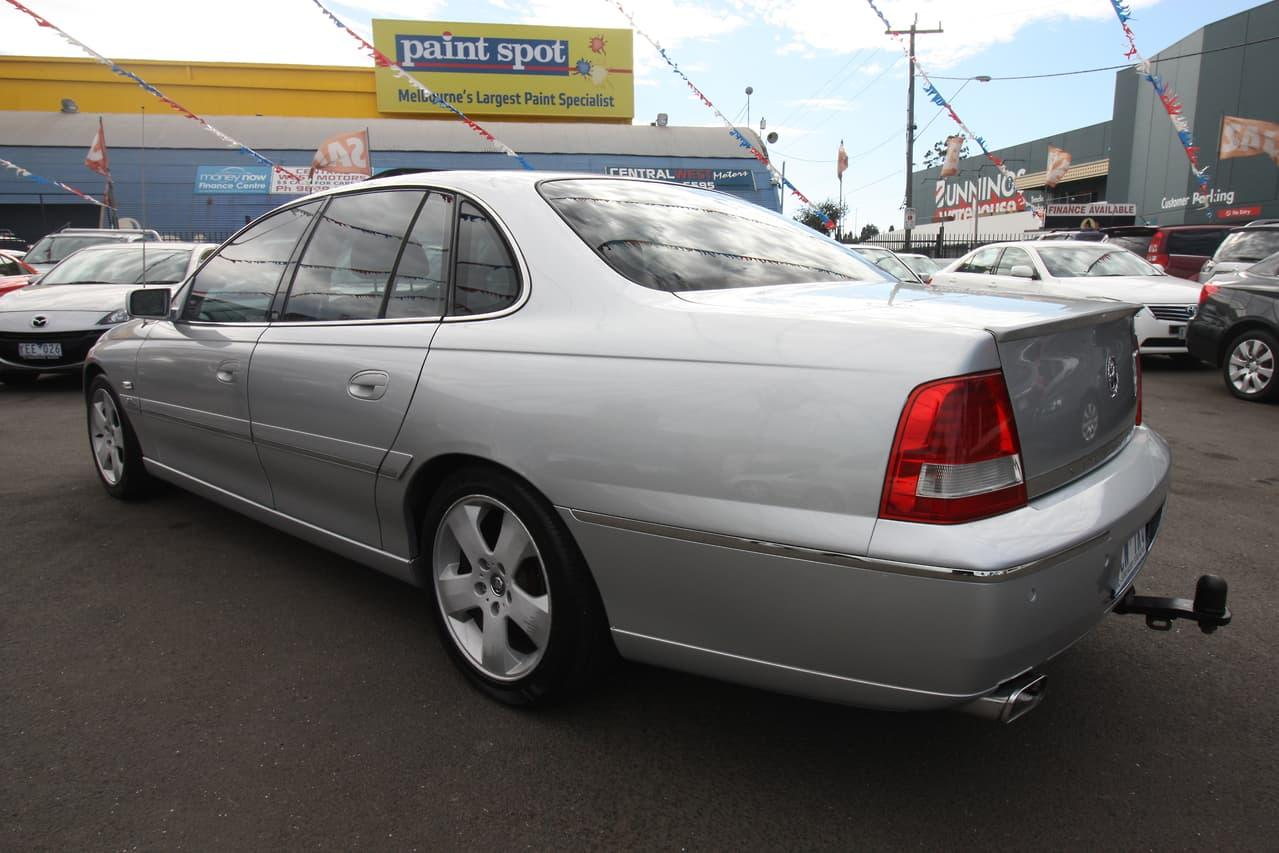 2006 Holden STATESMAN WL INTERNATIONAL