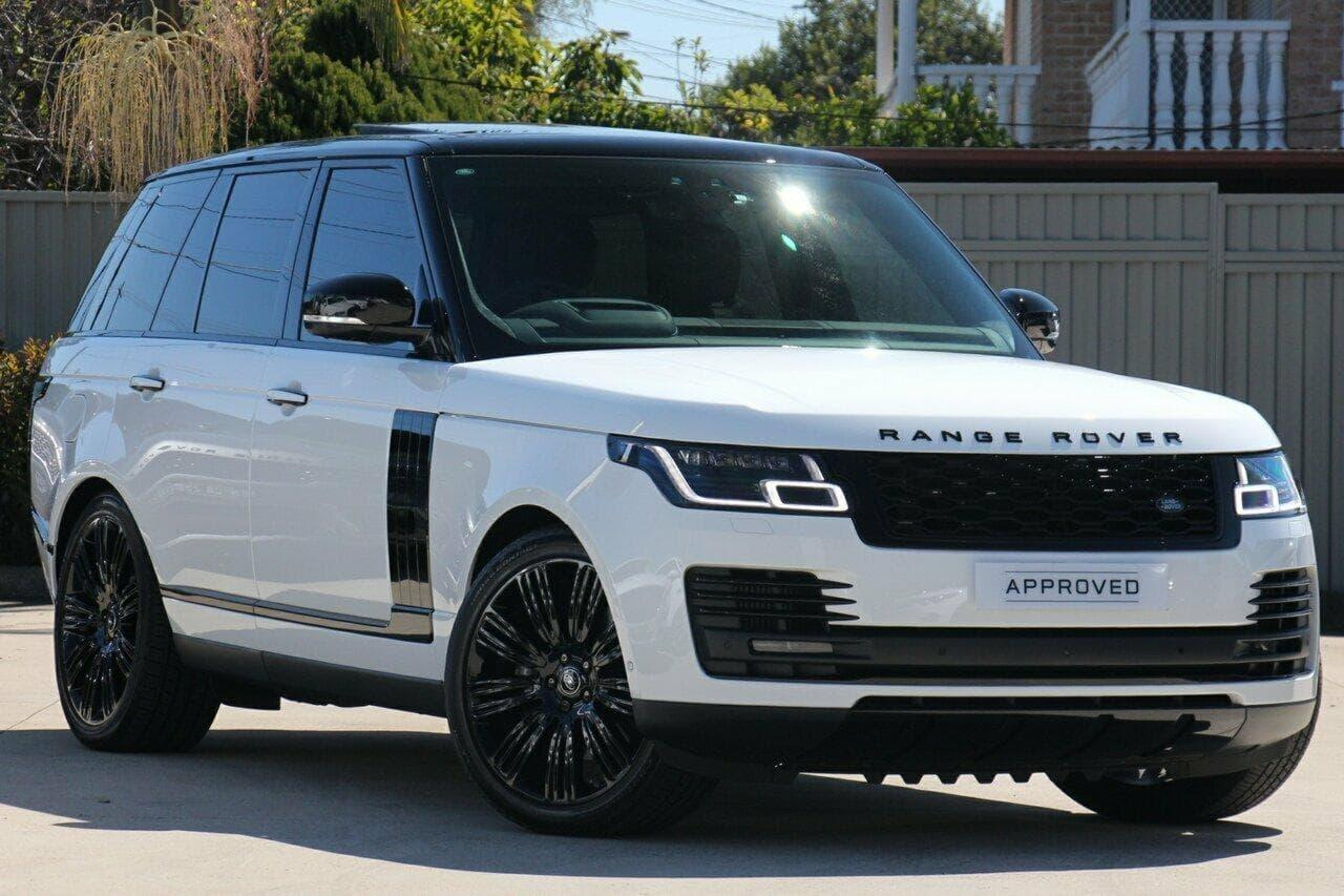 2018 Land Rover Range Rover L405 SDV8 Autobiography