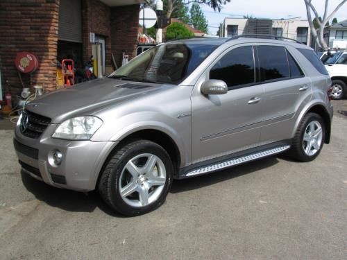 2007 Mercedes-Benz ML W164 07 UPGRADE 63 AMG 4X4
