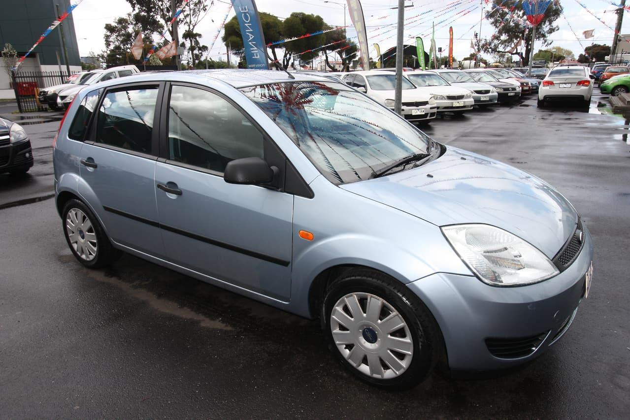 2005 Ford Fiesta WP LX