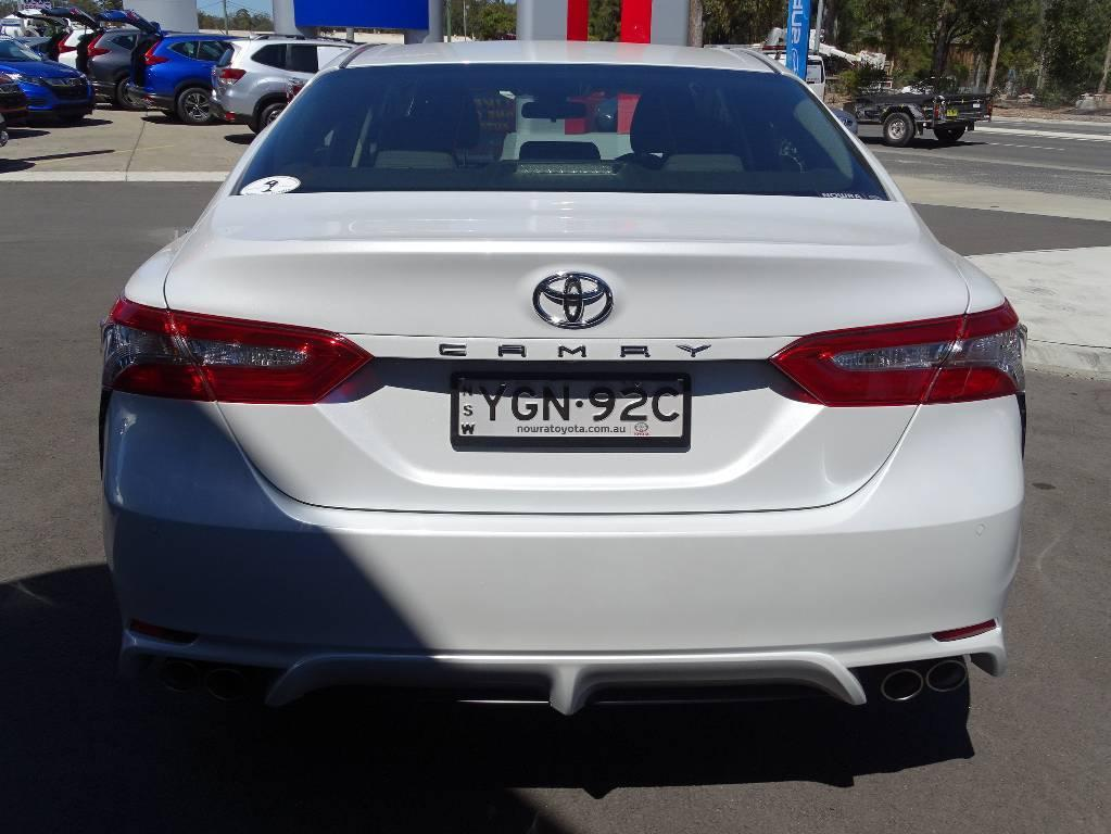 2018 Toyota Camry ASV70R ASCENT SPORT