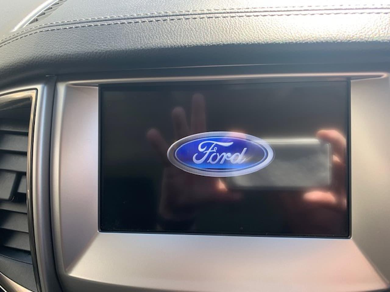 2019 Ford EVEREST UA II