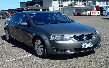 2013 Holden COMMODORE Z-SERIES VE II MY12.5