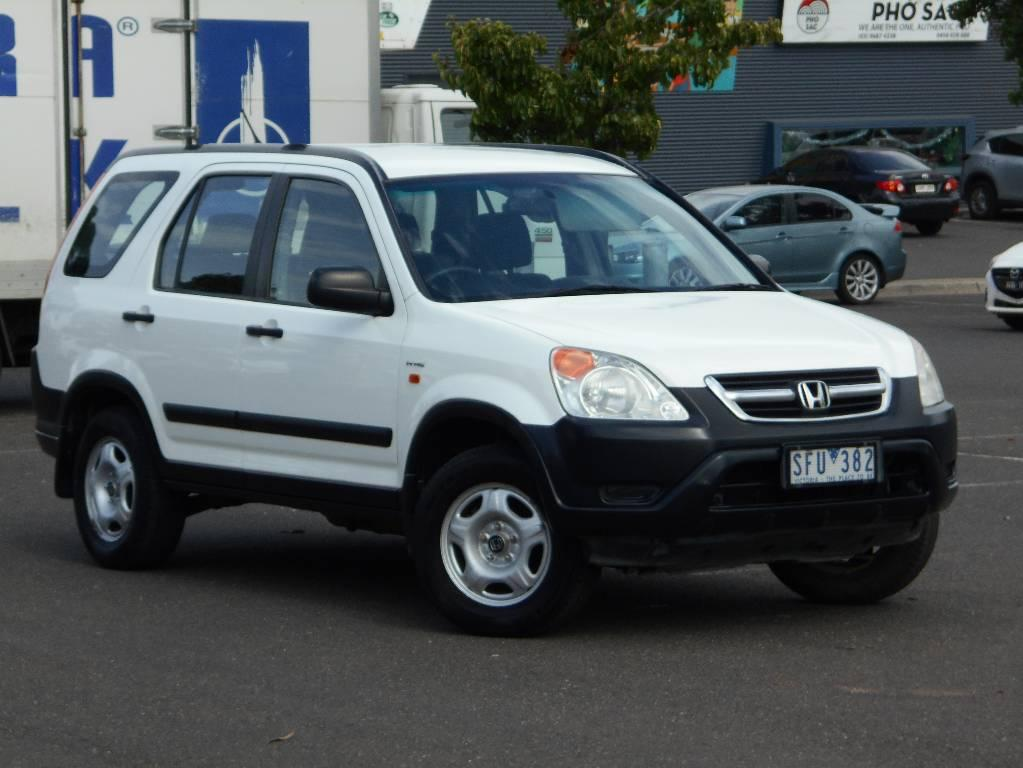 2003 Honda Cr v MY03 (4x4)