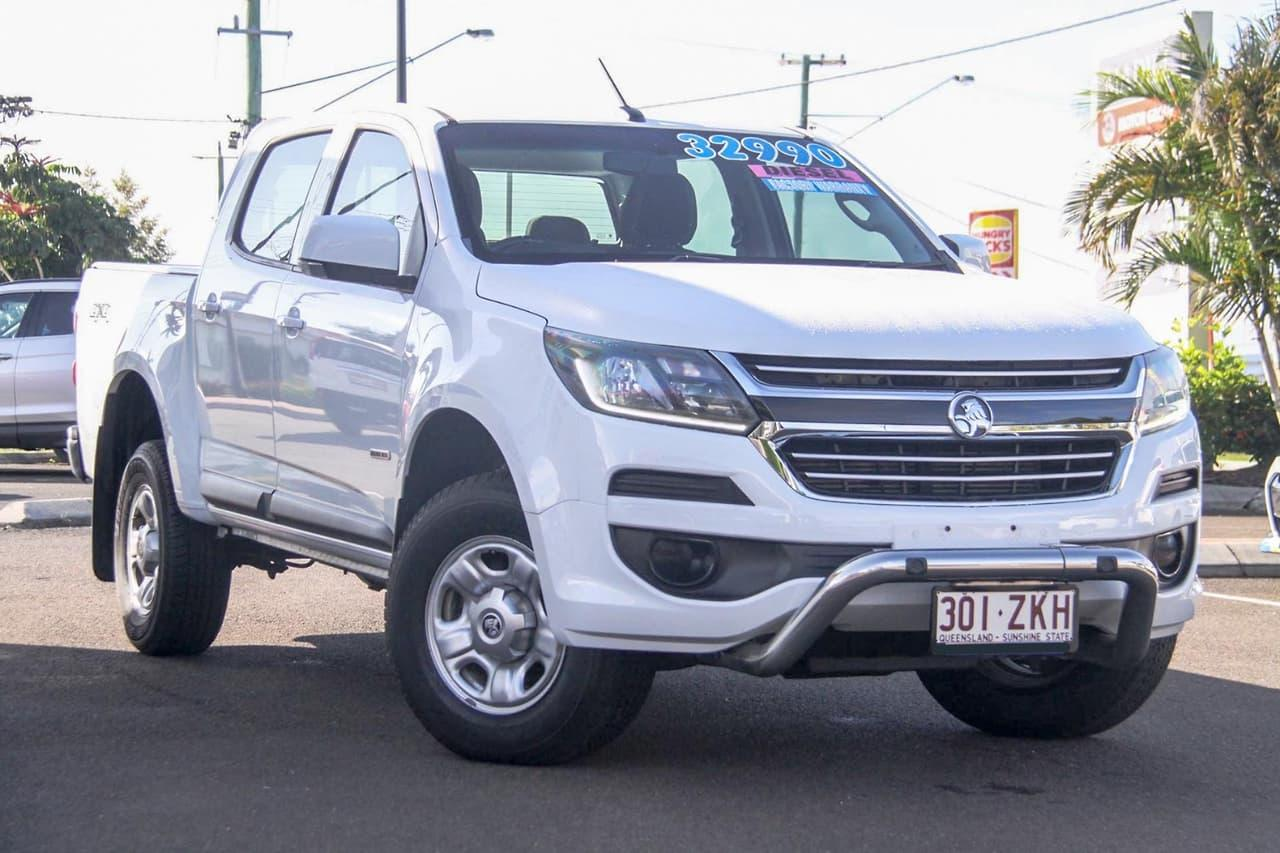 2016 Holden COLORADO RG LS