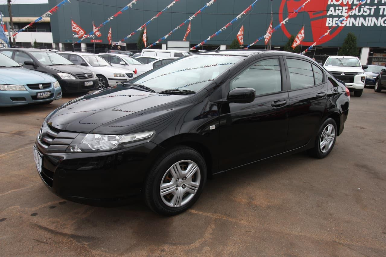 2010 Honda CITY GM VTI
