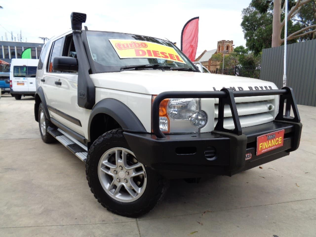 2006 Land Rover DISCOVERY 3 (No Series) S
