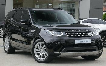 2017 Land Rover Discovery SD4 HSE Series 5