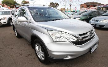 2010 Honda Cr v LUXURY RE