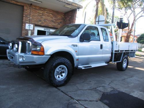 2002 Ford F250 RM XL (4x4)