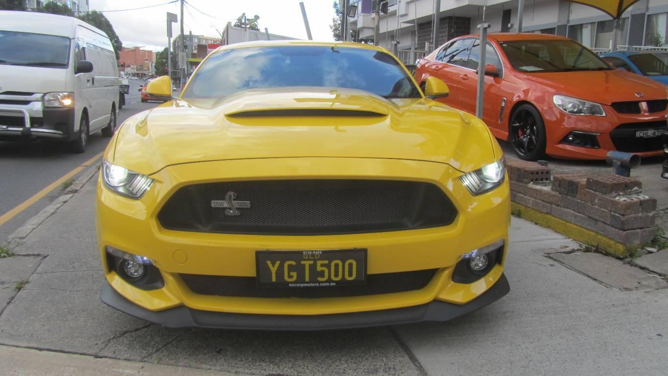 2016 Ford Mustang FM MY17 FASTBACK GT 5.0 V8