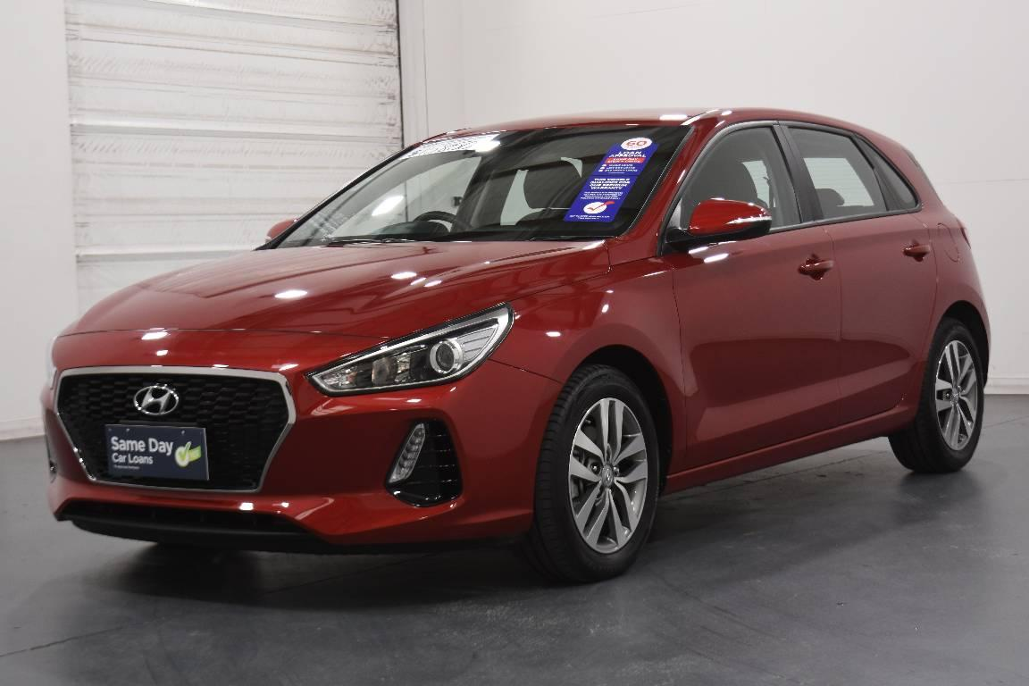 2017 Hyundai I30 PD ACTIVE