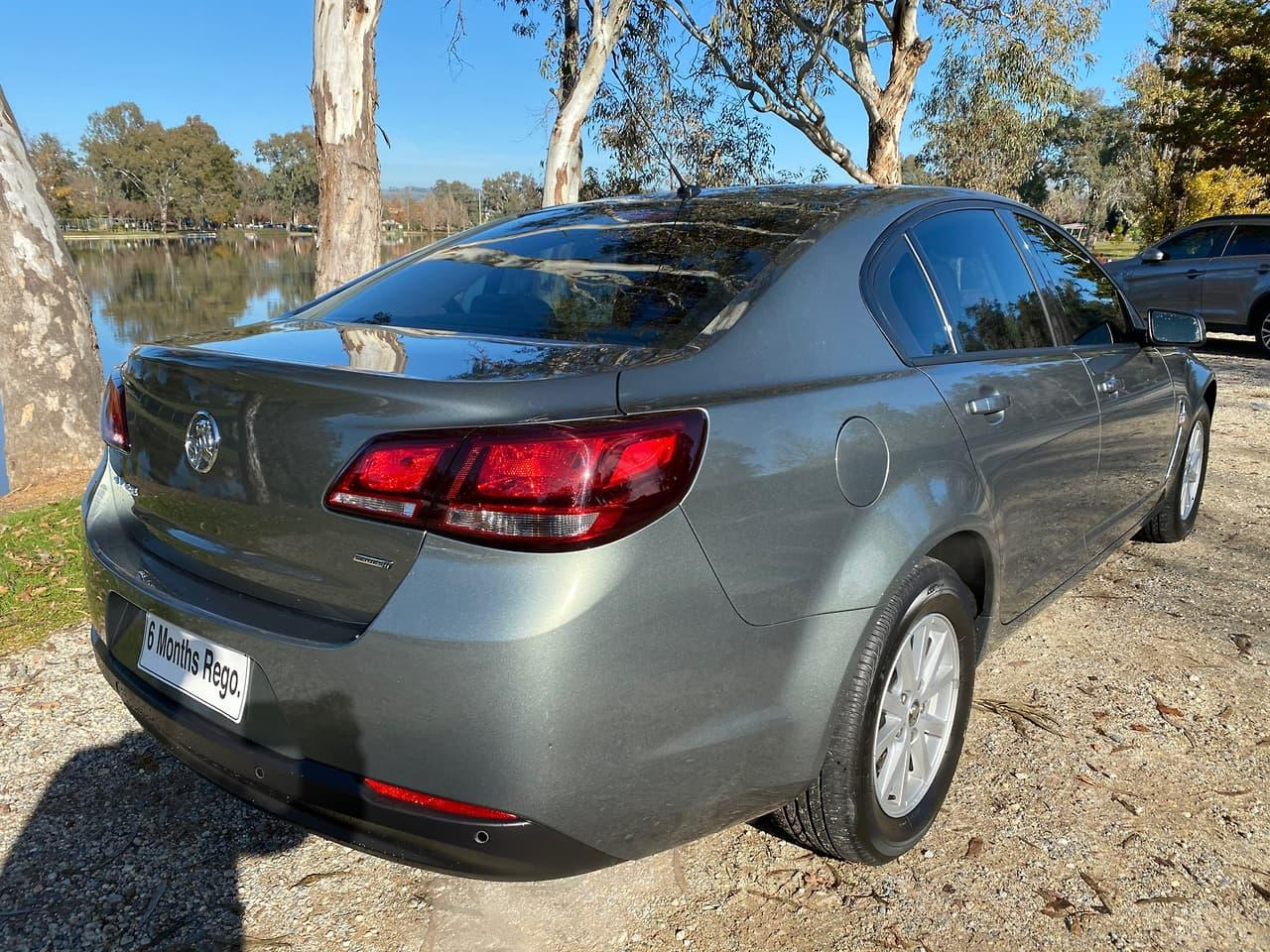 2016 Holden COMMODORE VF Series II EVOKE