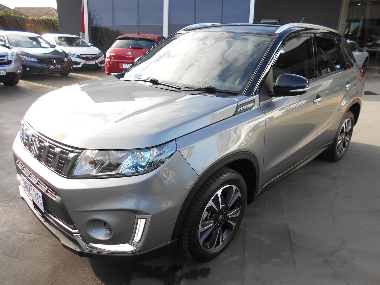 2019 Suzuki Vitara LY Series II Turbo