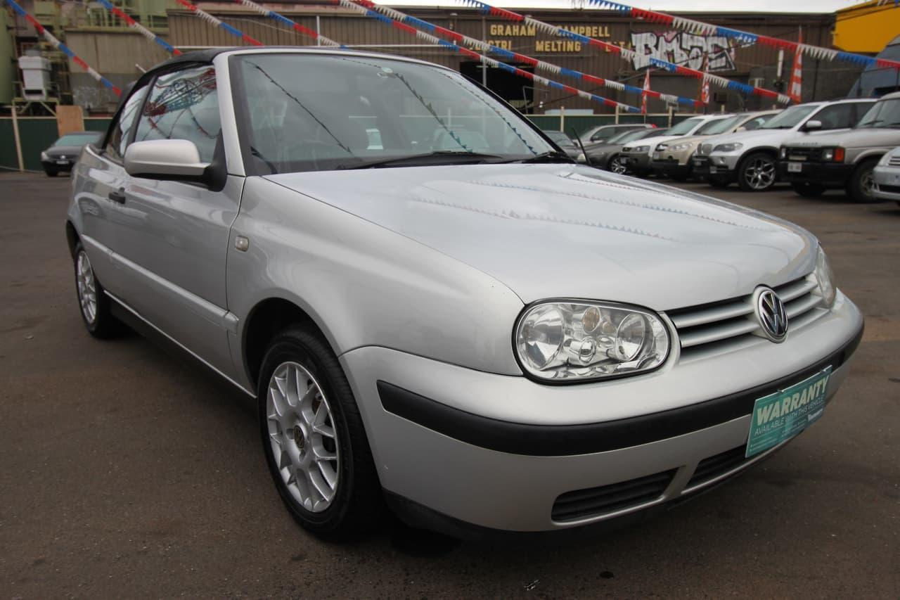 2000 Volkswagen Golf 4th Gen GL