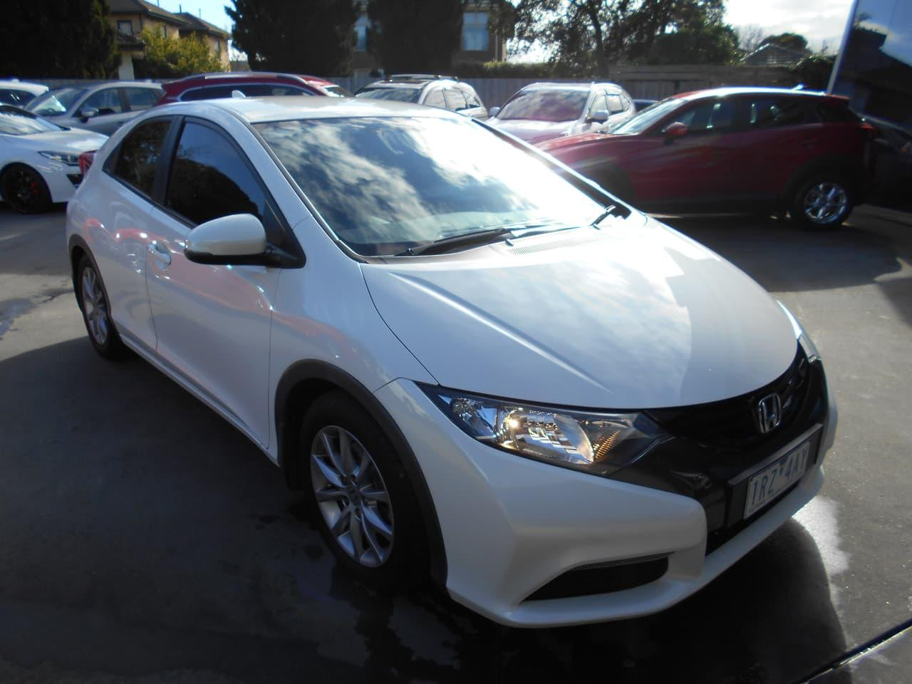 2013 Honda Civic 9th Gen VTi-S