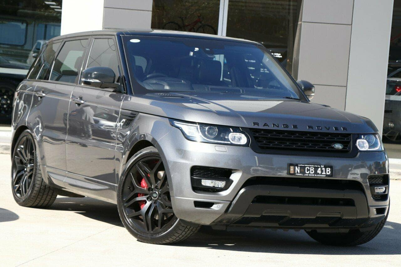2016 Land Rover Range Rover Sport L494 SDV6 HSE Dynamic