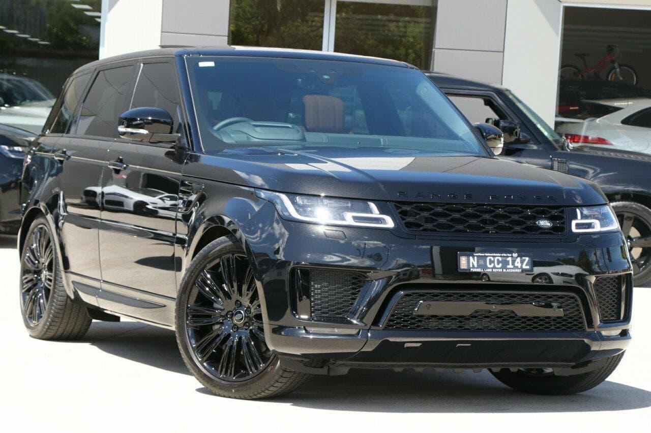 2020 Land Rover Range Rover Sport L494 SDV6 HSE Dynamic