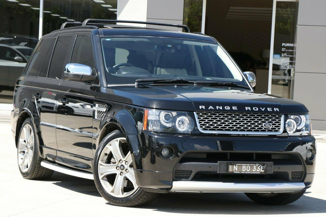 2013 Land Rover Range Rover Sport L494 SDV6 Autobiography