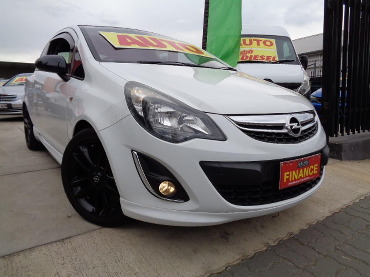 2012 Opel Corsa CO Colour Edition