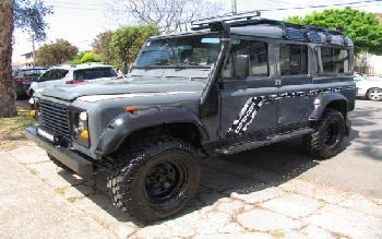 1993 Land Rover DEFENDER (4X4)