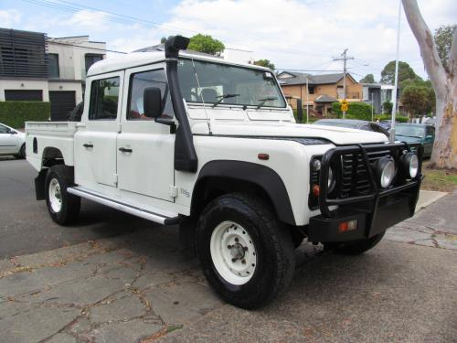 2000 Land Rover DEFENDER  130 (4x4)