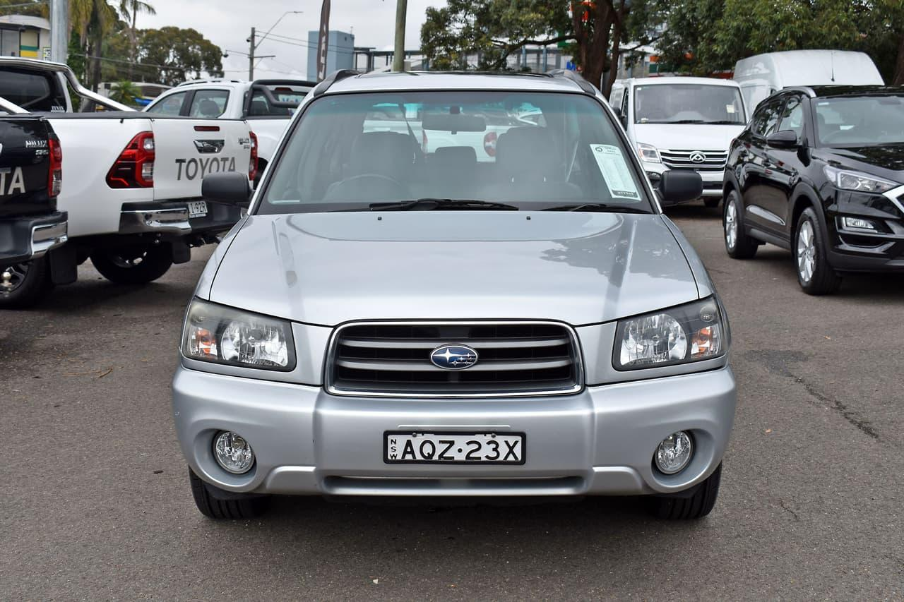 2003 Subaru Forester 79V XS LUXURY