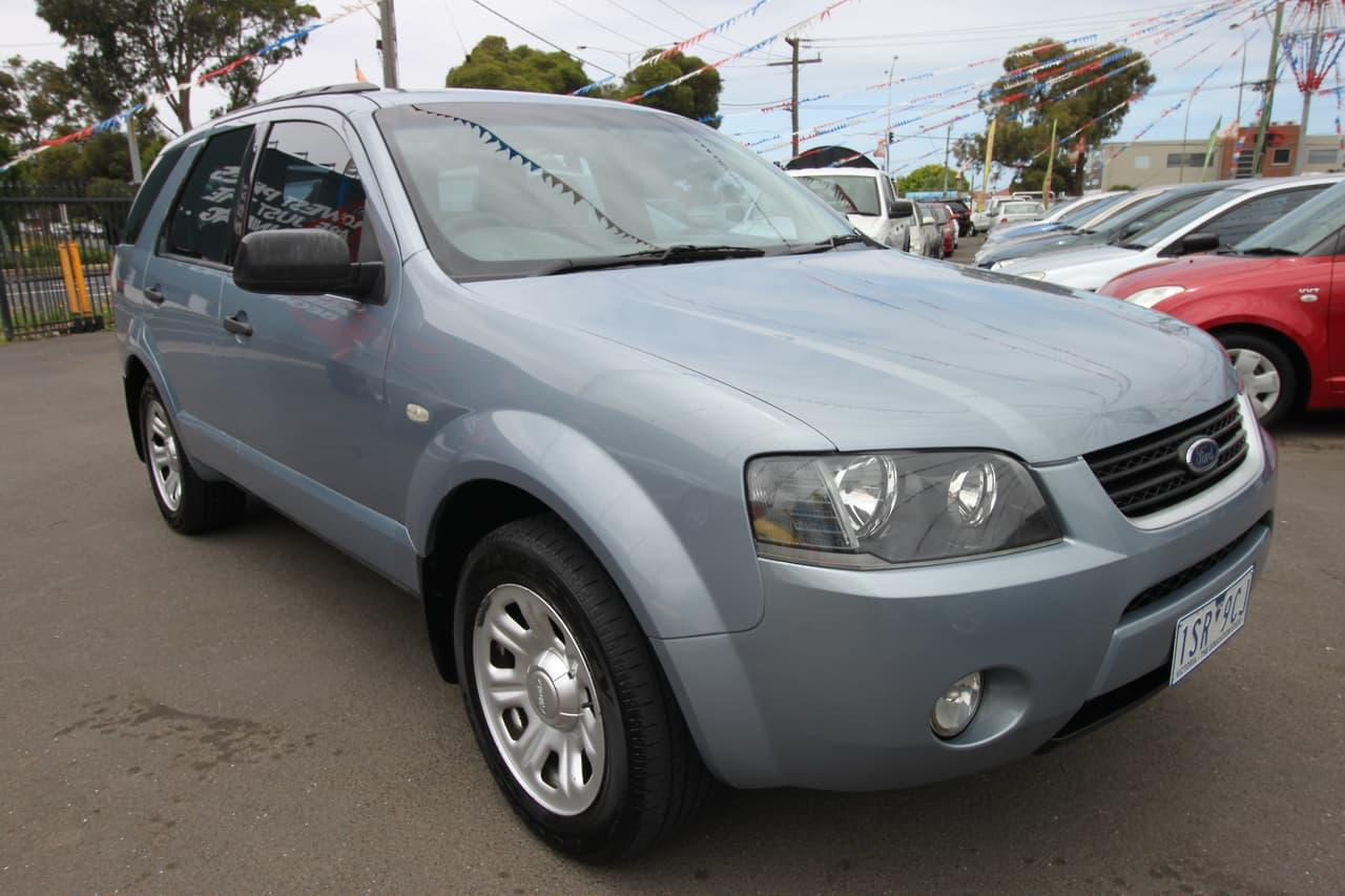 2008 Ford TERRITORY SY TX