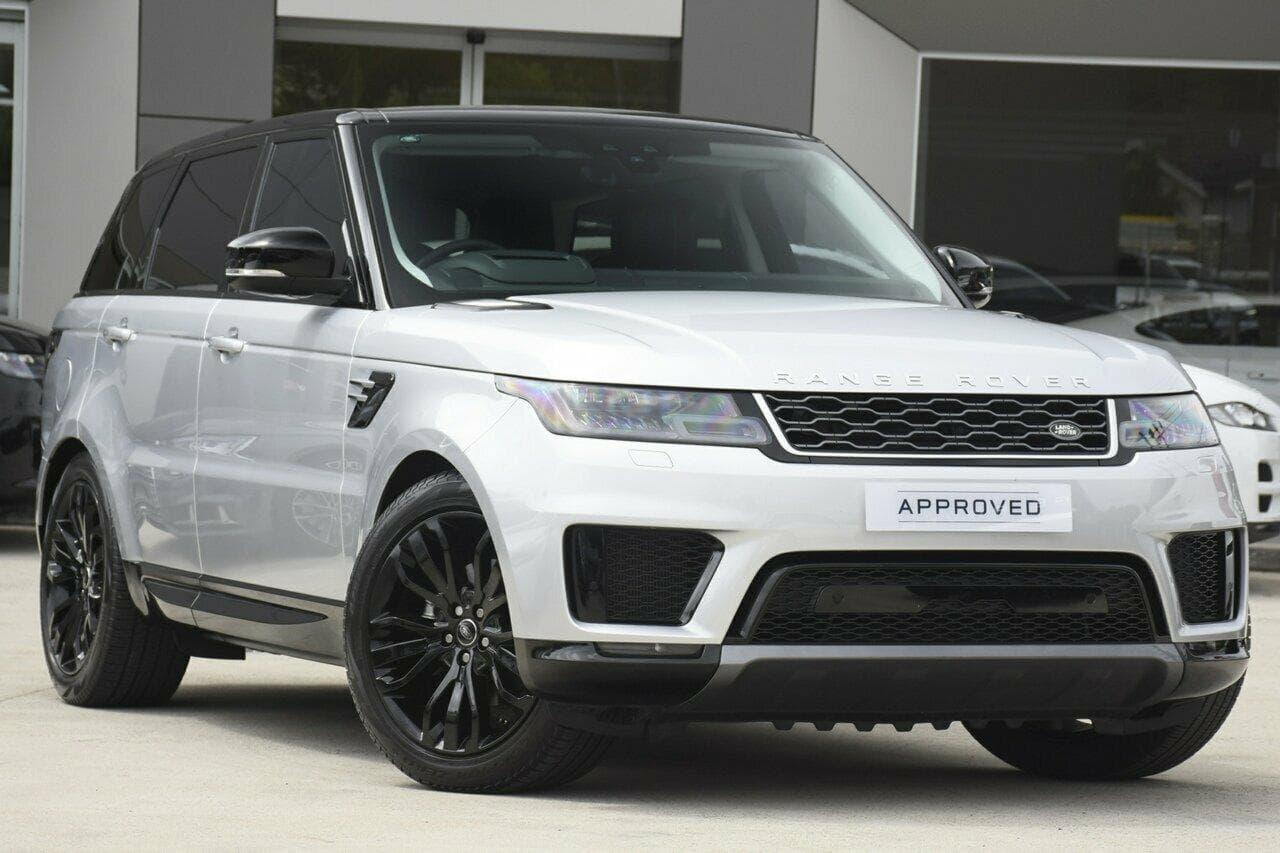 2019 Land Rover Range Rover Sport L494 SDV6 HSE