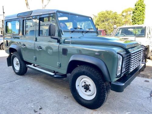 2014 Land Rover DEFENDER MY13 110 (4x4)