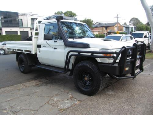2014 Toyota LANDCRUISER VDJ79R MY12 UPDATE WORKMATE 4X4