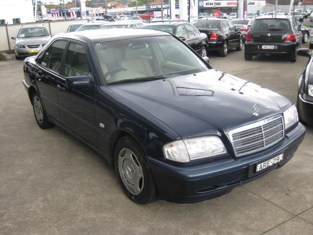 1999 mercedes benz c180 w202 classic for C180 mercedes benz