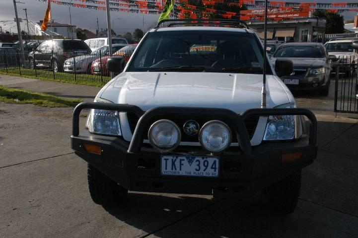2005 Holden Rodeo Ra Lx 4x4