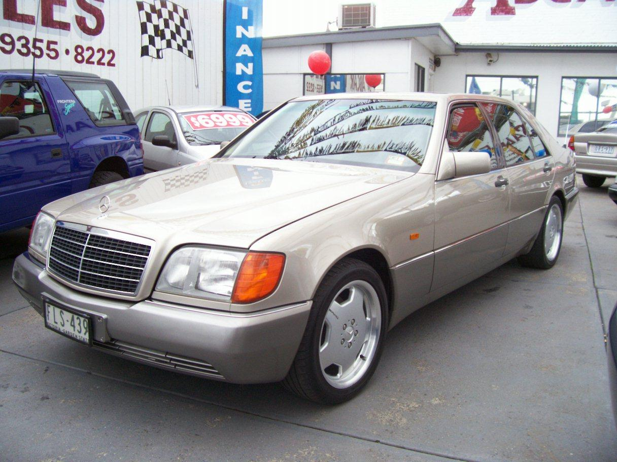 1994 mercedes benz s500 w140 l for Mercedes benz s500 price
