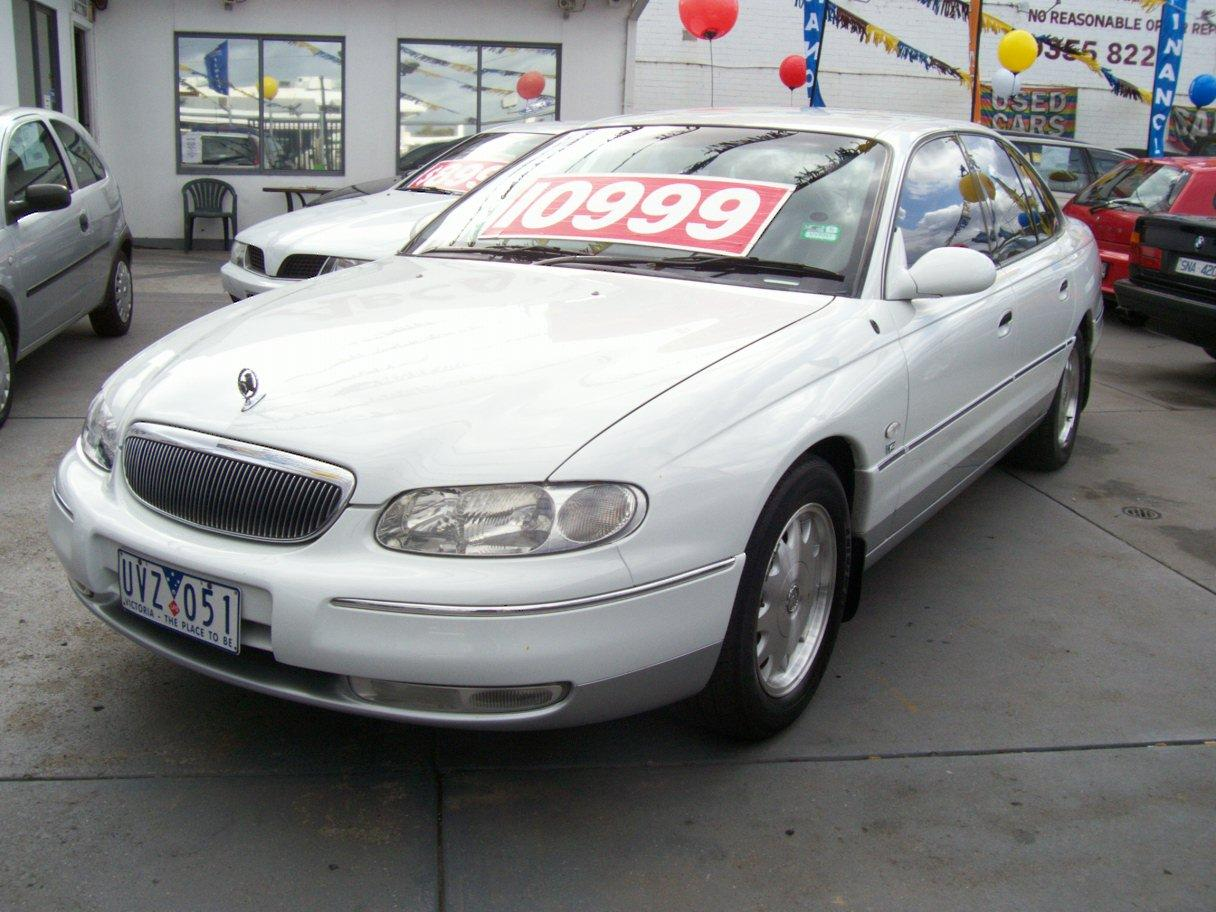 2001 Holden CAPRICE W WH