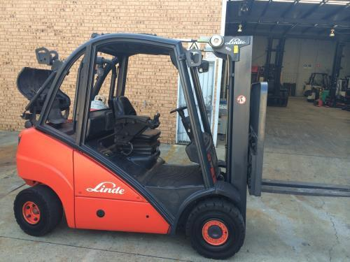 Linde H25T-4715MM MAXIMUM LIFT